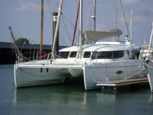 Fountaine Pajot Lipari 41 :In marina